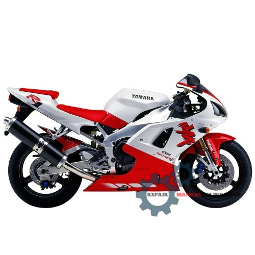 1998 Yamaha YZF-R1 Service Repair Factory Manual INSTANT DOWNLOAD