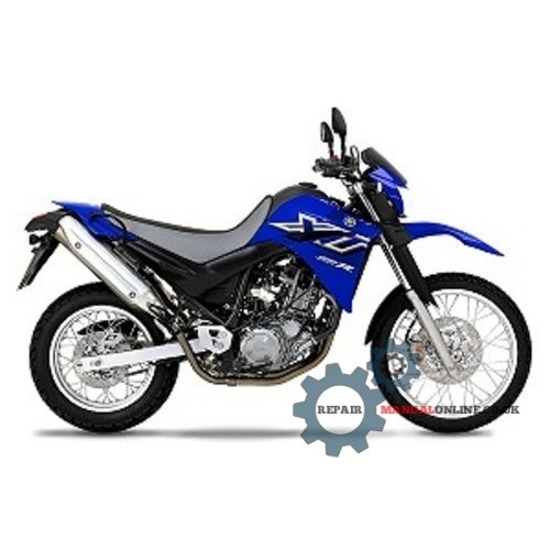 Yamaha XT660 1994-2007 Workshop Service Repair Manual