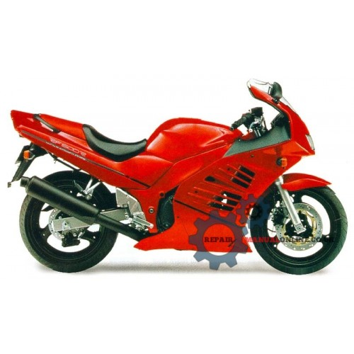 1993-1997 Suzuki RF600R Service Repair Manual INSTANT DOWNLOAD