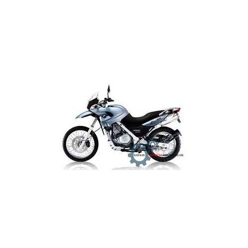 BMW F650 GS 2000-2007 Workshop Service Repair Manual