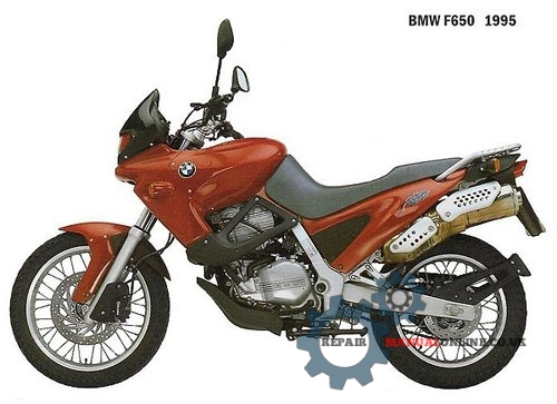 workshop service repair manual,BMW F650,repair manual ... on