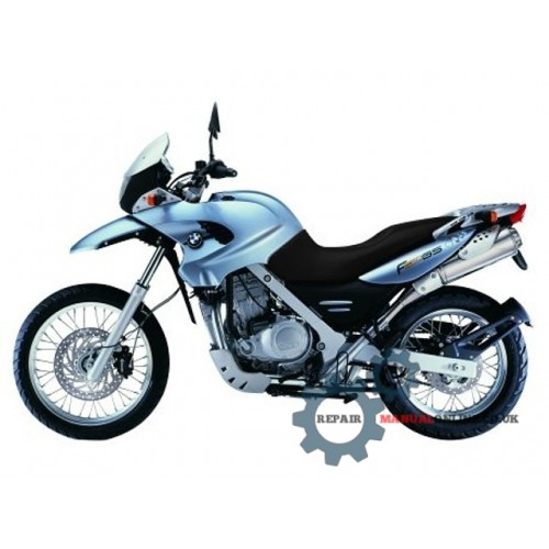 BMW F650 F650CS F 650 CS 2001 2002 2003 2004 2005 Workshop Service Repair Manual