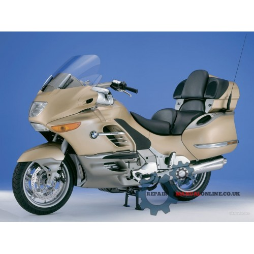 Manual Service Bmw K1200 K1200lt Technical Manual Workshop Repair Service Manual Wiring Diagrams Download