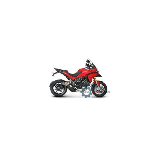 DUCATI MULTISTRADA 1200 ABS M.Y.2010 SERVICE MANUAL