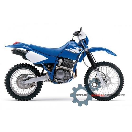 Yamaha YZ250  2000- 2009 Workshop Service Repair Manual Download